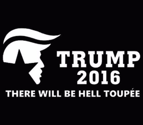 Donald Trump for President Make America Great Again Trump White V1