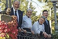 Marchese del Grillo - søde og dygtige folk i Marche.