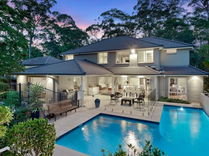 6 bedroom house for sale Wahroonga -  10 Mona Street