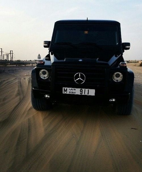 Perfect Mercedes Benz G Class SUV