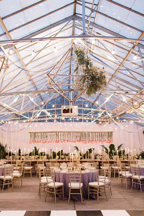 Philadelphia Wedding at the Fairmount Park Horticulture Center Greenhouse…