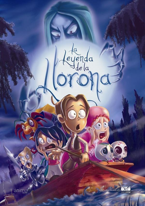La Leyenda de la Llorona / 2011