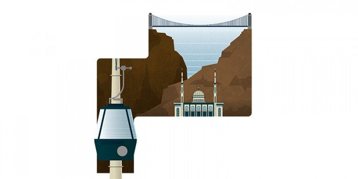 City of #bridges