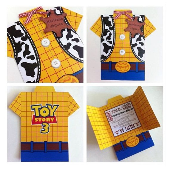 Toy Story 3 by cardsevents on Etsy