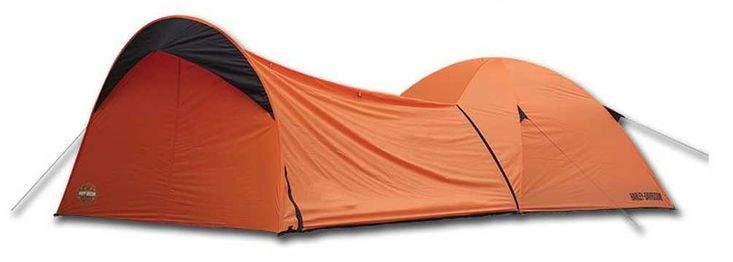 Harley-Davidson Rider's Dome Tent -- A special product just for you. See it now! : Hiking tents