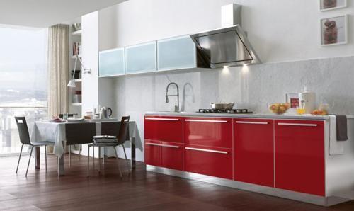Muebles para cocinas modernas...para más información ingresa a: http://imagenesdecocinas.com/modelos-de-cocinas-empotradas-modernas/