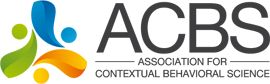 Association for Contextual Behavioral Science -   This is where I get the info on my theoretical orientation - acceptance and commitment therapy