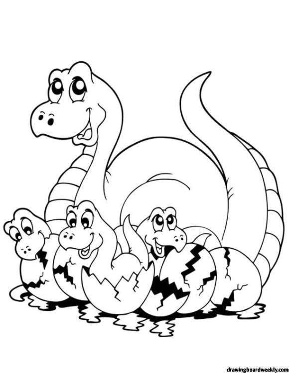 Coloring Page Dinosaur Dinosaur Coloring Pages Animal Coloring Pages Dinosaur Coloring