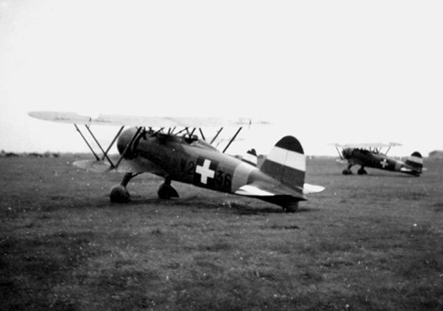 Hungarian fighters ww2