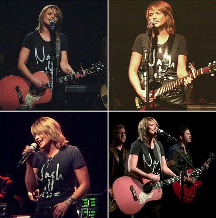 Miranda Lambert went brunette before the platinum tour kickoff!