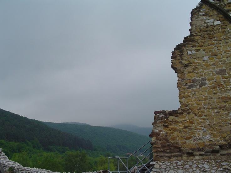 A vár és környezete