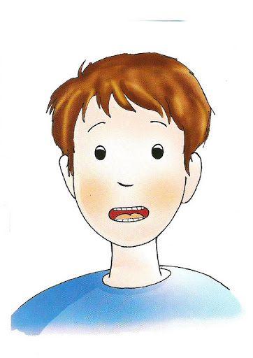 curiosidades y vivencias: Fichas de praxias buco-faciales