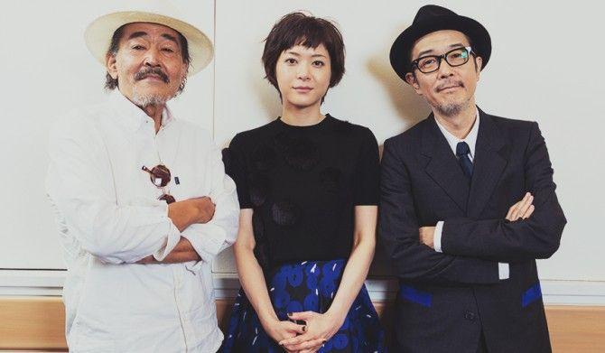 上野樹里リリーフランキー藤竜也お父さんと伊藤さんを語るINTERVIEW