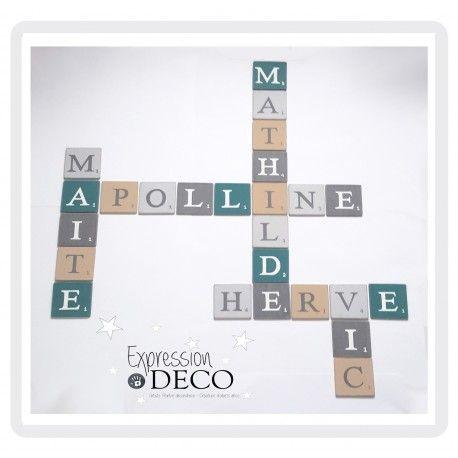 Commande réservée a Maïté 23 lettres 10 cm