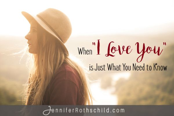 """Lisa gets it. She's felt it. She's lived it. As a widow and single mom of 7, she knows the unmatched power of the words """"I love you."""" She shares with us today how those 3 words that have sustained her can bring the healing you are looking for. So, pour yourself a cup of […]"""