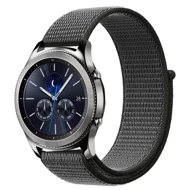 Gear S3 Strap For Samsung Galaxy Watch Frontier Classic 46mm 22mm Toolwatch Watchescollection Watches Samsung Gear S3 Frontier Watch Bands Gear S3 Frontier
