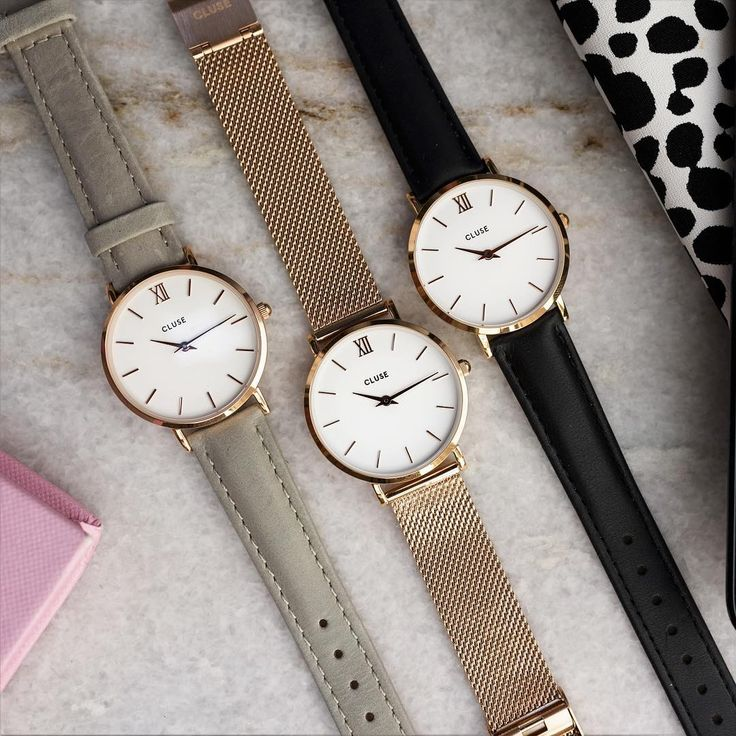 Turn your watch into three different ones with just a few clicks ✨ It's not magic. It's just the endless possibilities of our interchangeable straps.
