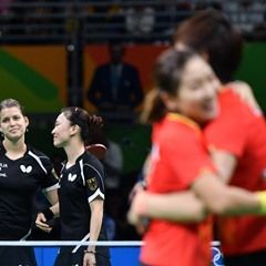 2016 Rio Olympic Games - Women's Table Tennis Gold Medal Match