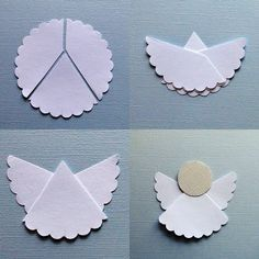 angels-- make with any material