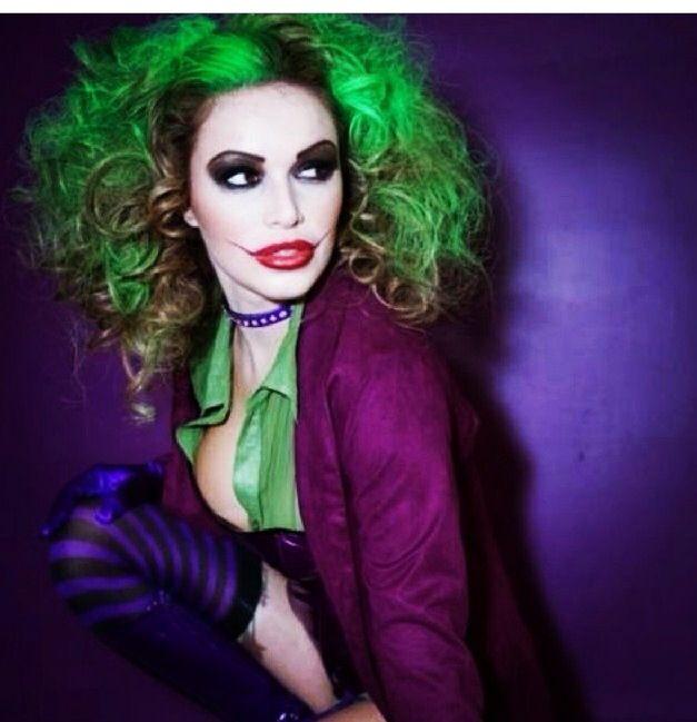 12 best Duela dent(joker girl) images on Pinterest   Halloween ...