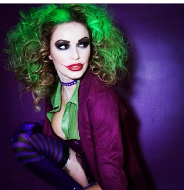 Halloween Makeup - Joker | Cosplay / Halloween Makeup U0026 Costumes | Piu2026