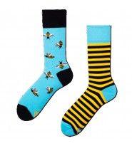 Many Mornings Bee Bee sokken