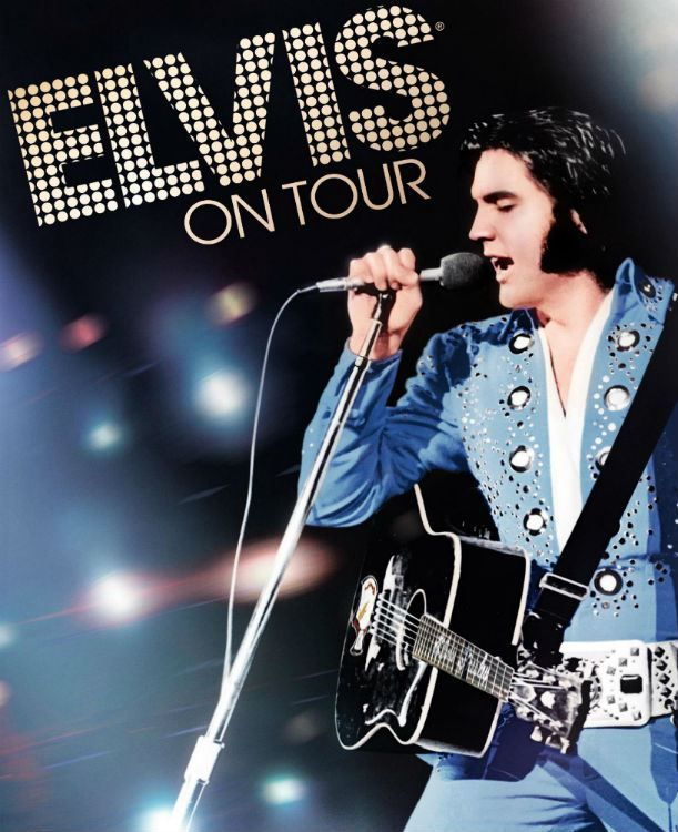 Sorry Elvis - Sorry I listened with my eyes and not my ears.