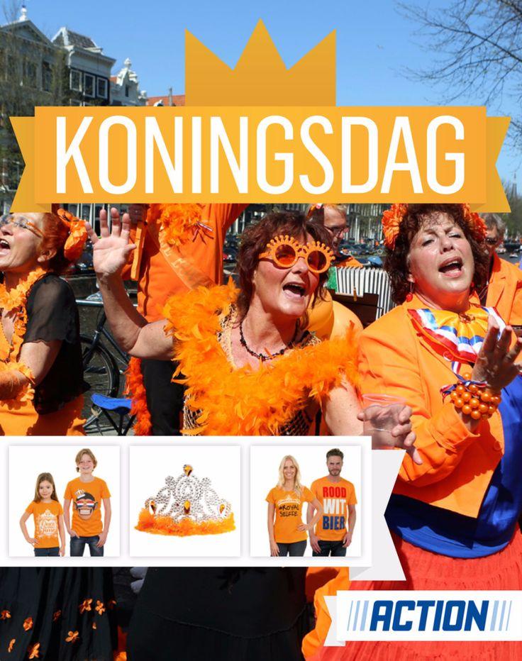 Één folder vol met Koningsdag gadgets! Benieuwd? Bekijk deze folder snel op Reclamefolder.nl.
