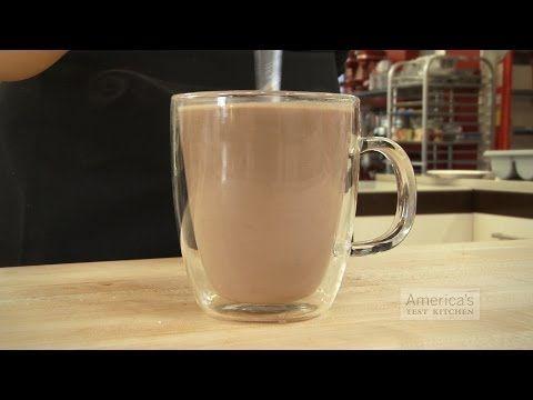 Dokonalý recept na domácu horúcu čokoládu, ktorú pripravíte za pár sekúndinterez.sk