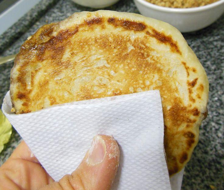 Más Recetas en https://lomejordelaweb.es/ | Finalmente uma receita doce no blog!^^ Neste post vou falar sobre o hotteok (호떡), a panqueca doce coreana, uma comida de rua muito popular...