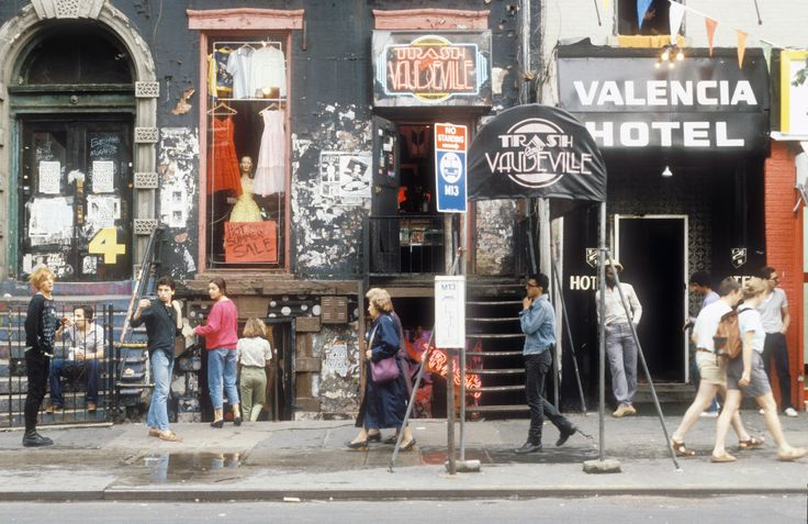 New York's Iconic Punk Shop Finds a New Home: What's Next for Trash and Vaudeville