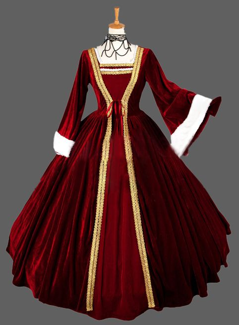>> Click to Buy << European Court 17 18th Century Golden Marie Antoinette Era Rococo Style Ball Gown #Affiliate