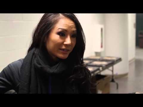 TNA:Gail Kim parla dei suoi viaggi di lavoro