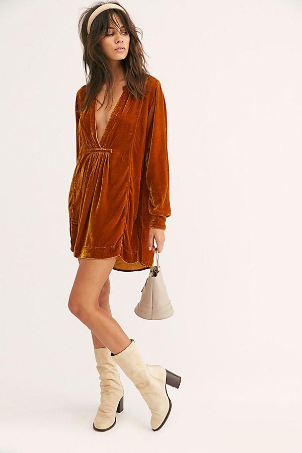 Jacey Velvet Mini Dress With Images Velvet Mini Skirt Velvet