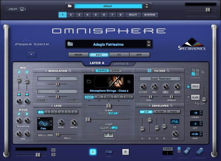 56 best creative sound music production images on pinterest get omnisphere by spectrasonics and learn how to use the plugin with ableton live logic garageband and fl studio for free pronofoot35fo Choice Image