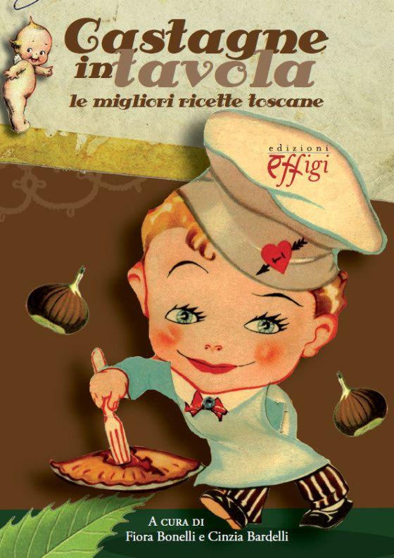 Sembra che la castagna sia anche afrodisiaca… ma è soprattutto buona! Fresca, secca, lessata, arrosto, in forma di farina, di polenta dolce, nei primi, nei secondi, nei dolci fino al marron glacé. Sarà anche stato il pane dei poveri, ma è oggi una gran leccornia che arricchisce la nostra tavola di sostanza, gusto e fantasia.  SCHEDA DEL LIBRO http://www.cpadver-effigi.com/blog/castagne-in-tavola-migliori-ricette-toscane/