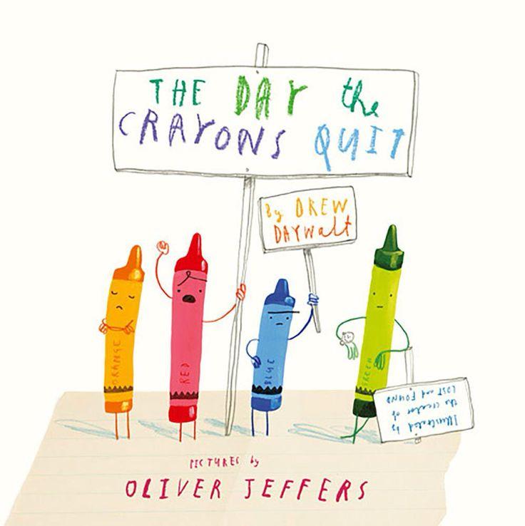Fabulous read aloud book! Laugh as each colour pleads its case! Excellent teaching resource too!