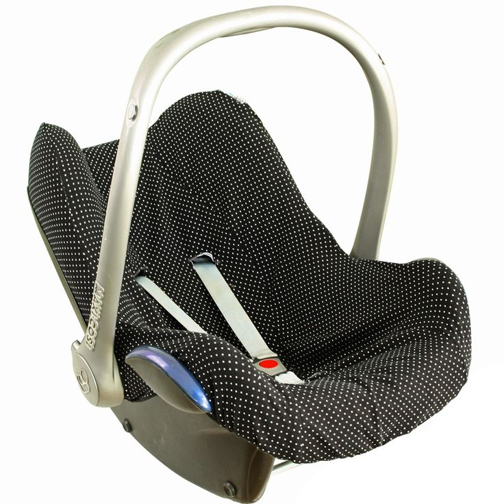 how to put on maxi cosi cabriofix cover