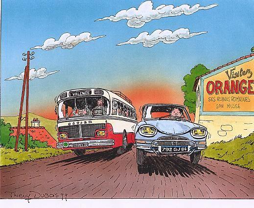 Thierry dubois google haku illustration comics for Garage citroen nation