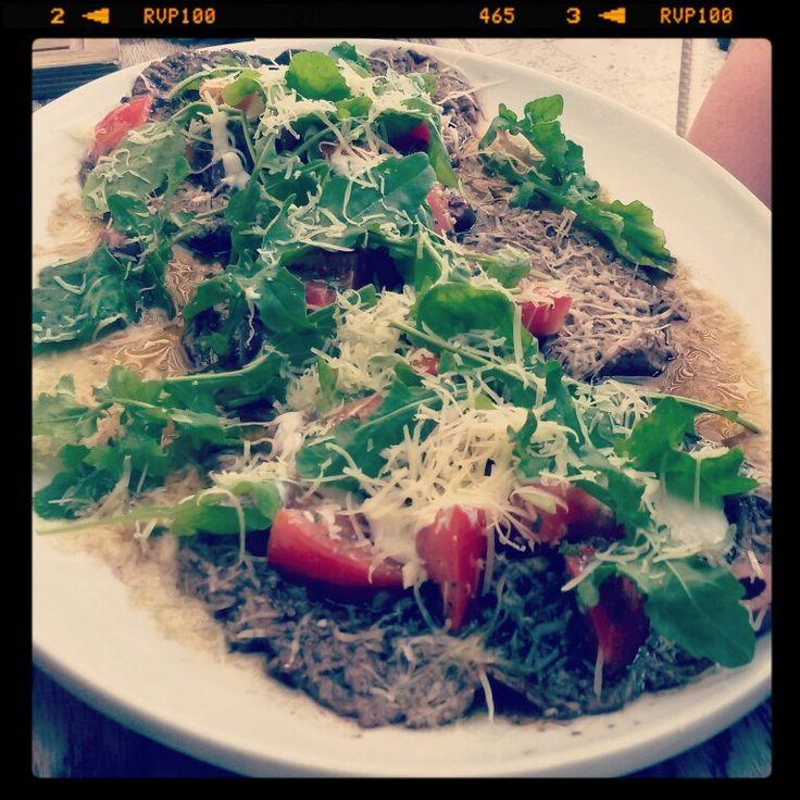 Beautiful salad!