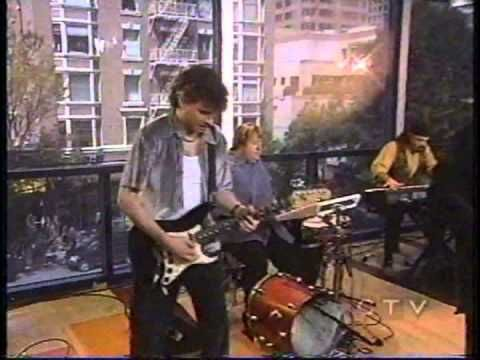 """Doug and the Slugs on TV playing live in the studio Doug and the Slugs playing the unreleased song """"Cinderella (Trying Not To Scream)"""" live in the studio on Good Morning Canada. Doug Bennett - Lead vocals Jay Wittur -Bass Elio Martelli - Guitar Marc Gladstone - Keyboards Chris Murray Driver - Drums"""