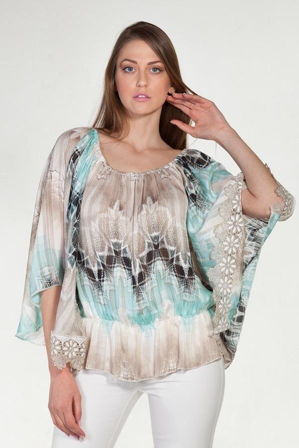 Ανάλαφρα υφάσματα σε σχέδια για όλες τις ώρες ~ Η Queen Fashion σας χαρίζει επιλογές που θα σας κάνουν να λάμπετε από το πρωί!