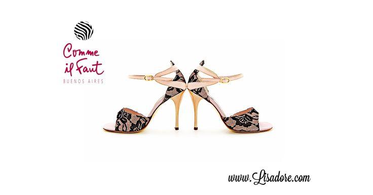 Comme Il Faut - Argentina Tango Shoes - Dance Shoes - Salsa -  Dancing Shoes -