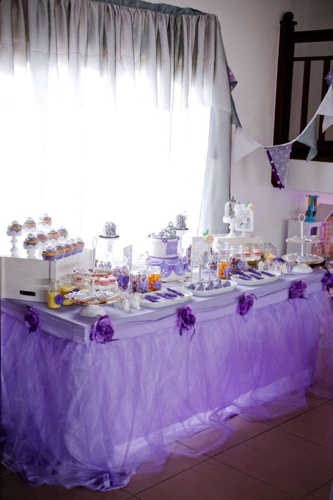 Sophia the First Birthday Party Ideas | Photo 27 of 50 | Catch My Party