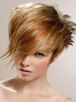 cortes de pelo corto de moda cortes corto