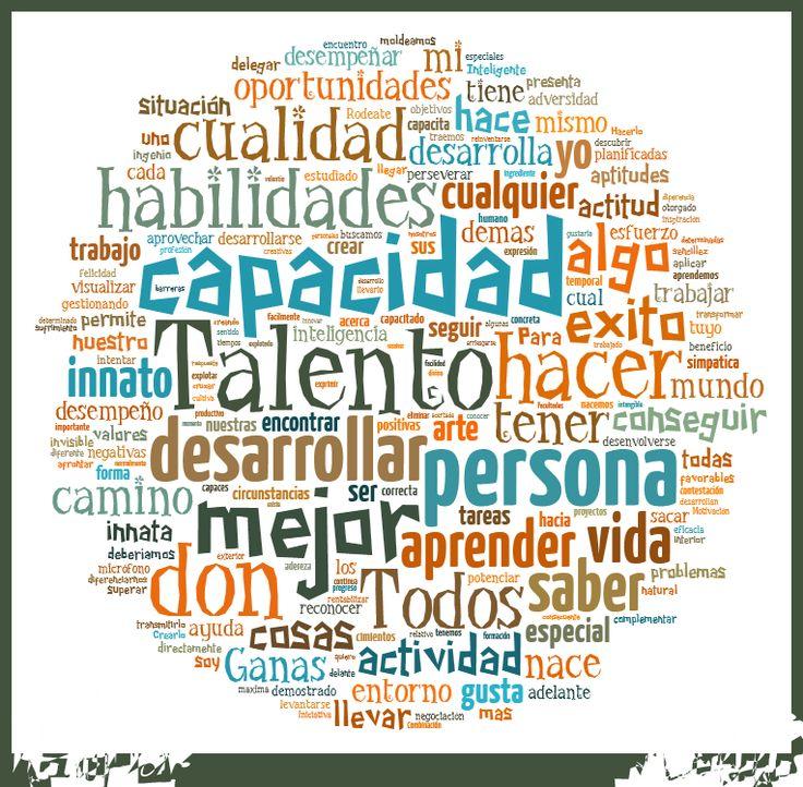 Que significa el Talento para ti?