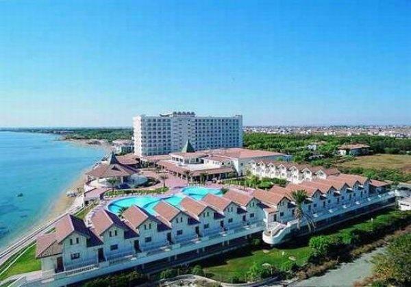 Salamis Bay Conti Resort Hotel hakkında detaylı bilgi, ekonomik erken rezervasyon fırsatları ve konaklama seçenekleri için 0256 612 6600 ı arayın.