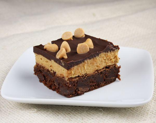 http://www.recipegirl.com/2011/09/14/peanut-butter-cookie-dough-brownies/