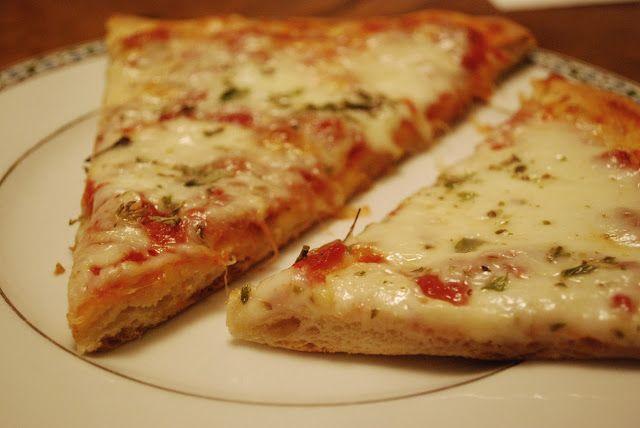 La signora dei biscotti: Pizza!!