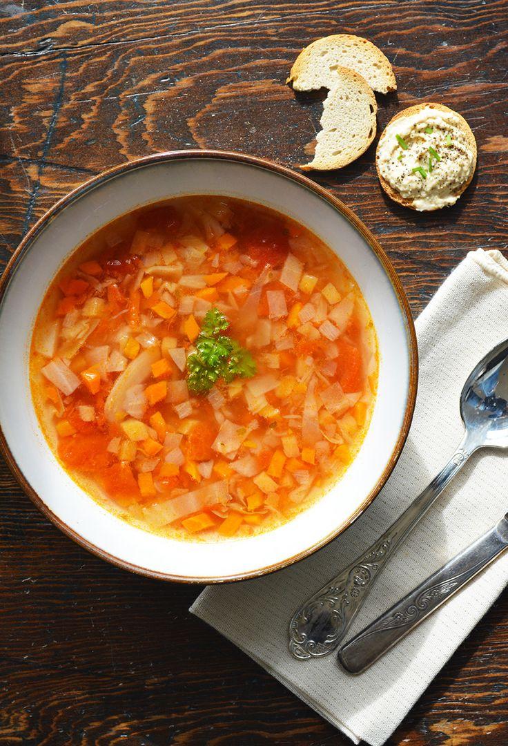 Soupe aux légumes | Les trois Chefs